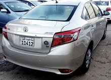Toyota Yaris 2016 For sale - White color