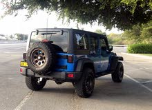 Jeep Wrangler 2016 For sale - Blue color