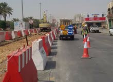 4000 road barriers for sale