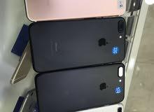 حرق أسعار ايفون 7 بلس 32 جيقا مستعمل بحال الجديد بسعر مميز مع كفاله سنه