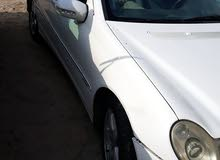 Available for sale! +200,000 km mileage Mercedes Benz C 240 2003