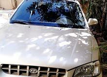 Beige Hyundai Verna 2001 for sale