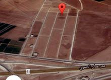 للبيع ارض 725 متر في مارس زيدان اللبن شارعين