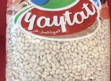 فاصوليا حب تركية Turkish white beans