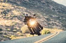 Kawasaki motorbike made in 2017 for sale