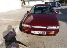 Manual Maroon Kia 1993 for sale