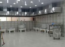 شفاطات ومداخن تهوية مركزية وتكييف تجهيز مطاعم