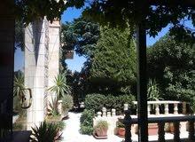 شقة للبيع في عرجان مع حديقة كبيرة كراج خاص مطبخ راكب