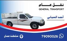 نقل عام General transportation