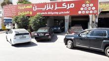 مركز بنزين لفحص وصيانة سيارات الهايبرد والبنزين بالكمبيوتر (0788468340 )