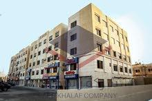 محل تجاري مساحة 29م للبيع في منطقة السابع (شركة رائد خلف للاسكان)