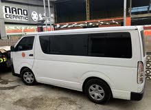 White Toyota Hiace 2011 for sale
