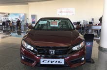 Honda Civic 2018 For Rent -  color