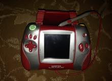 جهاز ألعاب فيديو LEAP FROG مستعمل للبيع