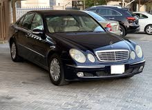 E240 Mercedes 2003 in excellent condition for sale . Only KD950