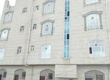 عرطة عمارة اربعة دور حجر مسلح واربع فتحات تجارية شارع 24 في ارقى احياء العاصمة