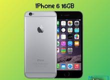 بسعر مغري ايفون 6 16GB فقط 39 ريال