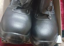 حذاء سيفتي جديد بالباكيت