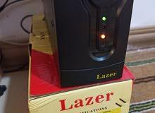 يو بي اس UPS Lazer