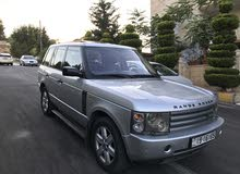 Land Rover Range Rover HSE 2005 For sale - Silver color