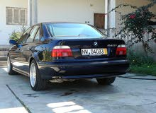Automatic BMW 1999 for sale - Used - Sabratha city