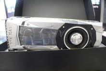 كرت شاشة نيفيديا 1080tiجي تي اكس  GeForce GTX 1080 Ti Founders Edition 11Gb