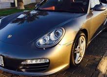 Available for sale! 0 km mileage Porsche Boxster 2010