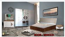 Casual Classic  6 Piece Full Bedroom Set -