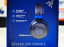 razer kraken for console now available in gamerzone