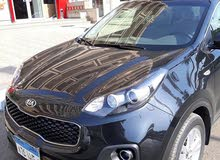 Sportage 2018 for rent in Cairo
