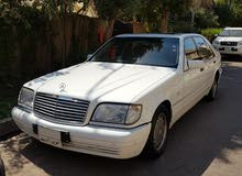 Mercedes Benz S 320 made in 1998 for sale