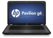 شاشة لابتوب نوع hp pavilion g6