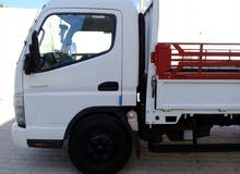 Used condition Mitsubishi Canter 2009 with +200,000 km mileage