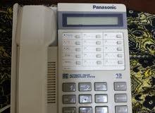 للبيع تلفون ارضي باناسونيك + at&t