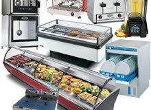 صيانة معدات مطابخ مقاهي مطاعم فنادق مصانع الحلويات والمكيفات وثلاجات العرض