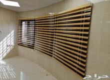 ستائر الخشبية خاصة بالمكاتب