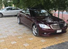 Mercedes Benz S350 car for sale 2009 in Baghdad city
