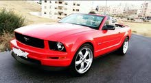 Ford Mustang for rent in Amman