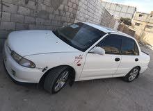 For sale 1993 White Lancer
