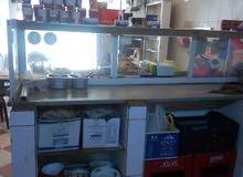 مطعم وكافتيريا للبيع