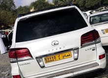 180,000 - 189,999 km mileage Lexus LX for sale