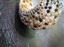 تفصيل الذهب والفضه وطلي الذهب