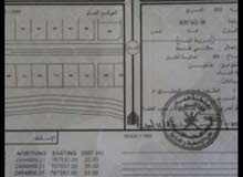 أرض بمرتفعات شياع 3 مخطط واعد
