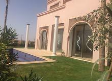 تملك فيلا في المغرب مراكش
