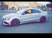 km mileage Mercedes Benz CLA for sale