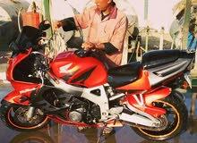 Used Honda motorbike in Cairo