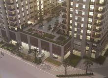 شقة للبيع  بمدينه محمد بن راشد