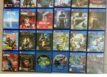 ps4 used cds [any cd 5bd ]