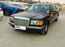Mercedes 280SEL Model 1985