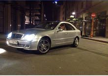 For sale 2007 Silver C 200